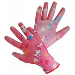 Rękawice damskie FLOWER...
